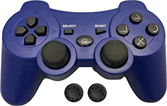 Bek Design Wireless Controller for Playstation 3 PS3 (Blue)