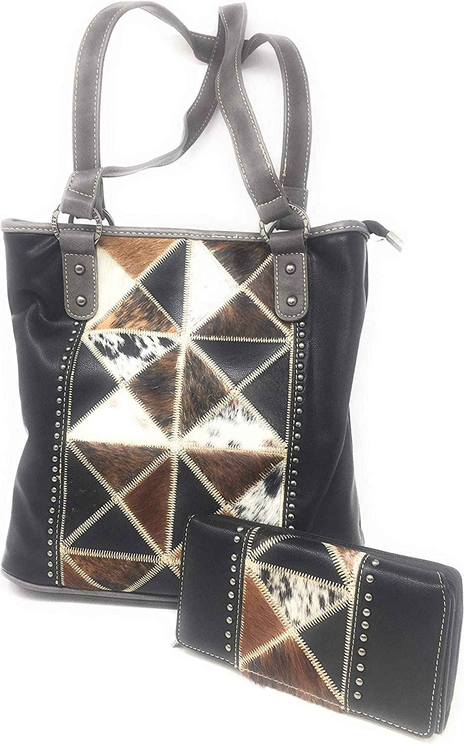 Concealed Carry Hobo Double Flat Bombing free shipping Cowhide Strap Purse Southwest shop