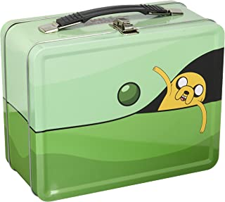 Adventure Time Traveling Jake Tin Tote