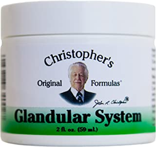 Glandular System Ointment Dr. Christopher 2 oz Ointment