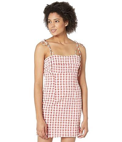 Bardot Klara Mini Gingham Dress