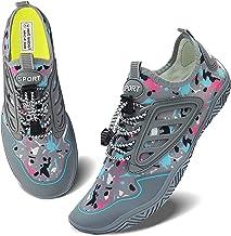 Sponsored Ad - APRILSPRING Mens Womens Water Shoes Quick Dry Barefoot for Swim Diving Surf Aqua Sports Yoga
