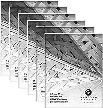 Mantello - Marco de fotos para carga frontal de 21 x 28 cm,