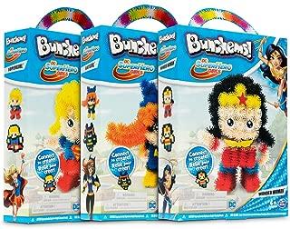 Bunchems Spin Master Super Hero Girls 3 Pack (Supergirl, Batgirl, Wonder Woman)