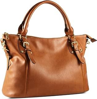 Large Tote Bag for Women, Faux Leather Handbag Purse