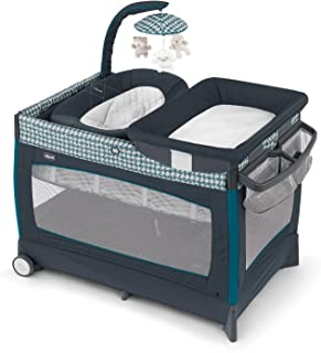 Chicco Lullaby Baby Playard - Iceland