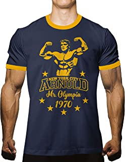 arnold schwarzenegger bodybuilding shirt