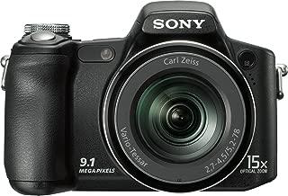 sony 9.1 megapixels 15x optical zoom