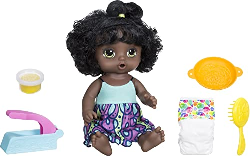 Baby Alive Super Snacks Snackin 'Nudeln Baby (African American)