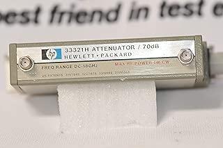 Agilent Keysight 33321H Attenuator DC - 18GHz, 70 dB