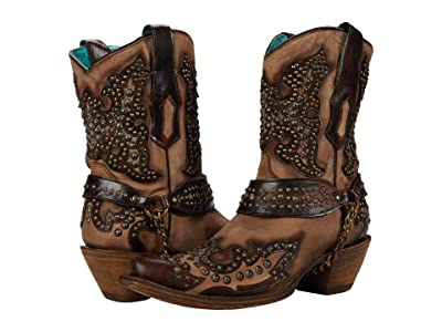 Corral Boots A3975 (Sand) Women