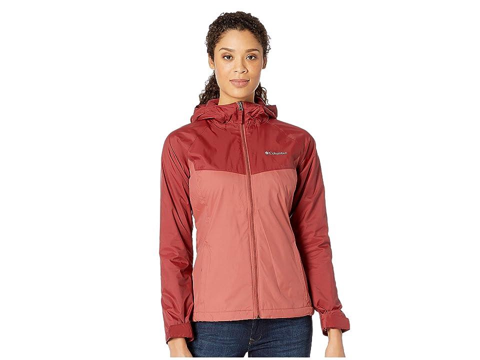 Columbia Switchbacktm Fleece Lined Jacket (Rose Dust/Garnet Red) Women