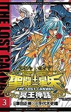 表紙: 聖闘士星矢 THE LOST CANVAS 冥王神話 3 (少年チャンピオン・コミックス)   手代木史織