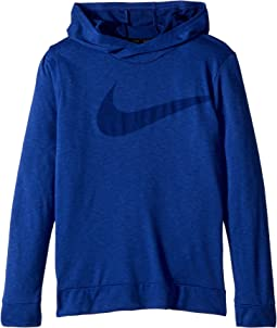 Nike Kids - Breathe Training Pullover Hoodie (Little Kids/Big Kids)