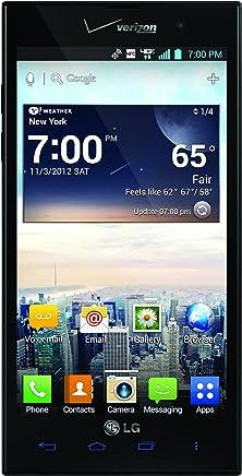 LG Spectrum II, Black 16GB (Verizon Wireless)