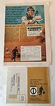 1966 Diners Club Application Magazine Print Advertisement