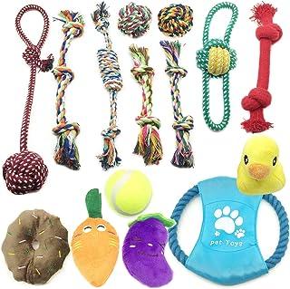 Juguetes para Perros, PietyPet Juguetes de Cuerdas y