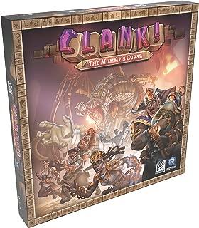 Clank! The Mummy's Curse