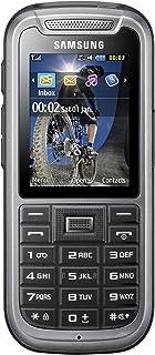 """Samsung GT-C3350AAG - Móvil libre (pantalla de 2,2"""" 320 x 240, 38 MB de capacidad) color gris (importado)"""