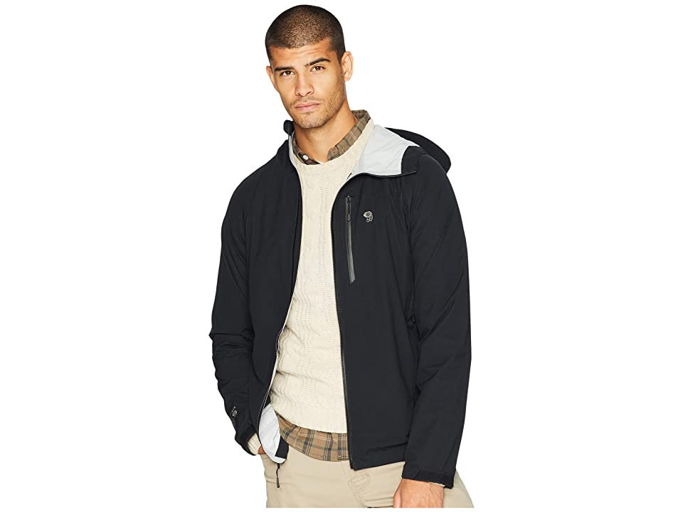 Mountain Hardwear Stretch Ozonictm Jacket (Black) Men