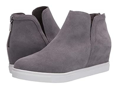 Blondo Genna Waterproof Sneaker (Grey Suede) Women