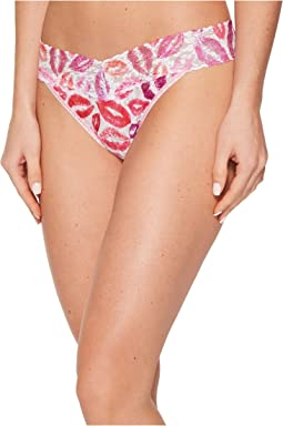 Hanky Panky - Love & Kisses Original Rise Thong