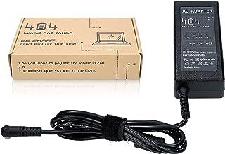 Wessper Cargador Adaptador para Ordenador Portátil para Toshiba Satellite L50-B-1KJ (19V, 3.42A, 65W, 5.5-2.5mm) sin Cable de alimentación