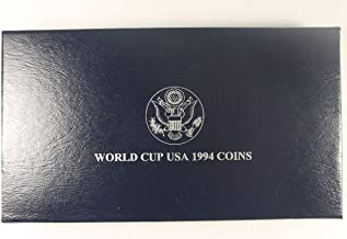 1994 S World Cup USA Commemorative Dollar Proof US Mint