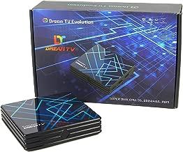 Dream TV Evolution High-Performance 2019 Latest Model Super Dual S905x2 CPU 2G RAM+16G ROM 802.11ac 5G WiFi Jailbreak Version Box Contain Surprise Accessories Multi-National TV
