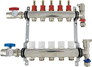 Best radiant heat manifold setup Reviews