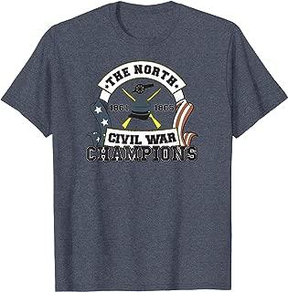 Civil War Champions - Union Pride - Anti-Confederate Tee
