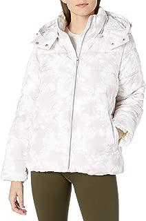 Women's Polyfill Printed Puffer Jacket