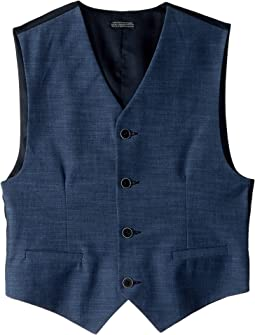 Plain Weave Vest (Big Kids)