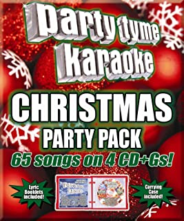 Party Tyme Christmas Party Pack 65-Song Party Pack