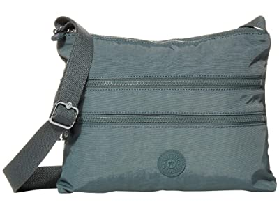 Kipling Alvar Crossbody Bag (Light Aloe) Cross Body Handbags