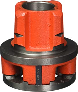 Ridgid 37045 Hand Threader Die Head for Model Number- 11R, Alloy, Right Hand, 3/4-Inch