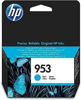 HP 953 Cyan Original Ink Advantage Cartridge - F6U12AE