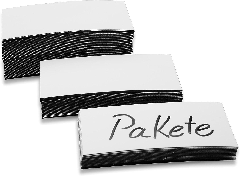 Holtz mart Magnetic Labels Our shop most popular White 6mm 100St 100x30x0