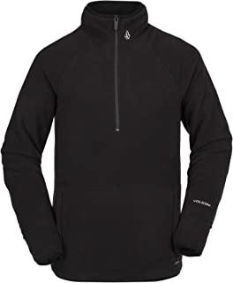 Men's Polartec Base Layer 1/2 Zip Up Fleece