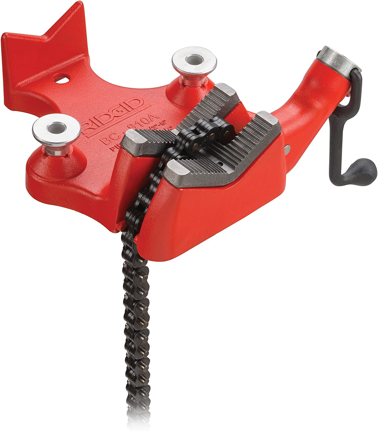 RIDGID 40215 Model BC810 Top Screw Vise 2-inch Chain to Boston ! Super beauty product restock quality top! Mall Bench 1