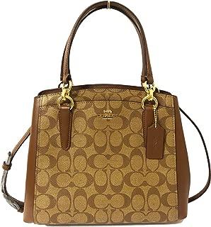 Women's leather Hand shoulder bag