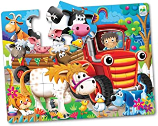 107805my First Puzzle - Farm Friendsbig Floor