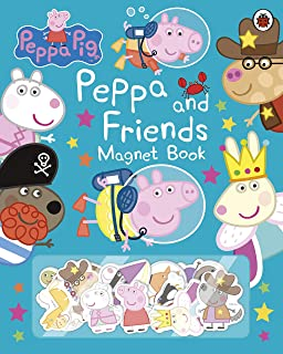 Peppa Pig My First Magnet Book for Little Hands for Little Hands Ages 3+