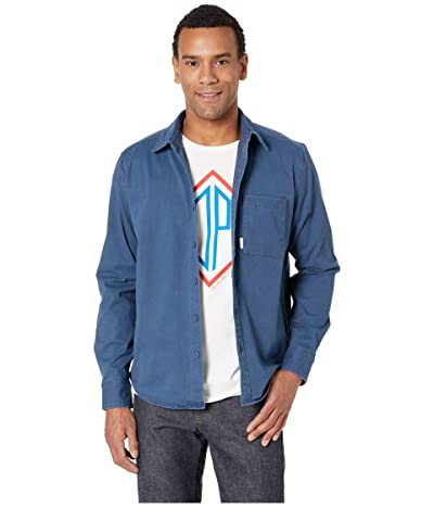 Topo Designs Dirt Shirt (Navy) Men