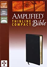 Best amplified thinline bible Reviews