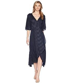 Orna Wrap Dress