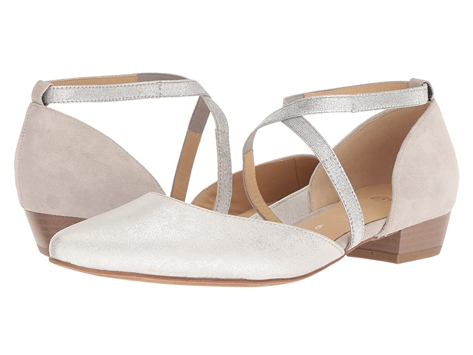 ara Poppy (Silver Dusty/Sasso Suede) Women