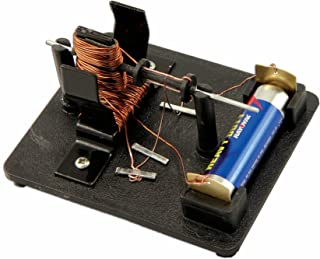 DC Electric Motor Kit Build from Scratch