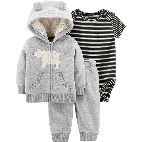 643cc7cc15f Carter s Baby Boys` 3-Piece Little Jacket Set