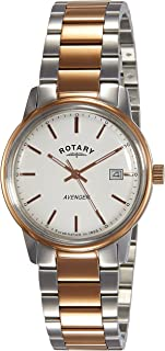 Rotary GB02875-06 Mens Timepieces Avenger Two Tone Watch